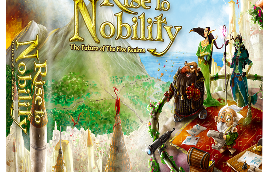 Rise to nobility TCG FACTORY