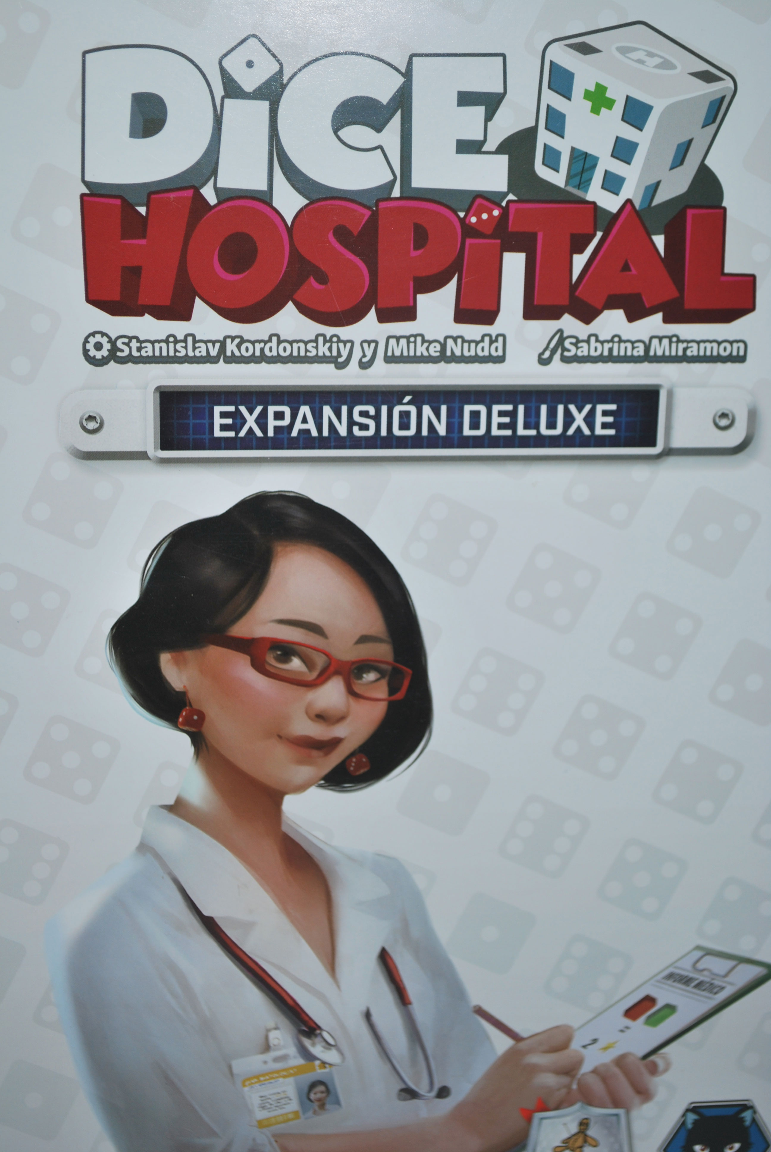 expansion Dice Hospital Reseña